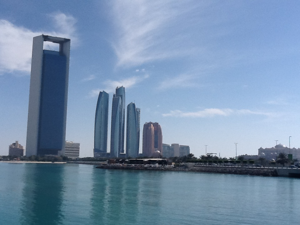 Dubai batiment